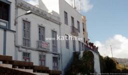 Dos casas canarias a reformar en La Palma