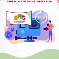 """PYMESBALTA PRESENTA EL PROYECTO DE """"DIGITALIZACIÓN COMERCIAL CON GOOGLE STREET VIEW"""""""
