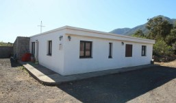 Casa de campo con terreno en un bello entorno