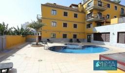 Piso con piscina en zona residencial en el municipio de Villa y Puerto de Tazacorte