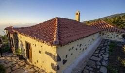 Casa típica en un paraje idílico de Tijarafe