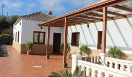 Chalet de alta calidad en parcela de 2.000 m2 en la Palma