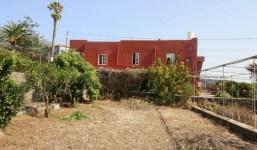 Casa con gran parcela entre El Paso y Los Llanos