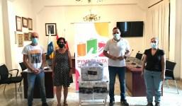 Ya tenemos ganador en Breña Alta de la campaña I LAVA SUMMER