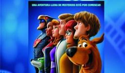 """Proyección de la Película Infantil """"Scooby"""" en San Andrés y Sauces"""