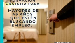 Curso Gratis: Operario/a de Limpieza en Alojamientos Turísticos