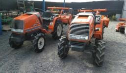 Mini tractores agrícolas