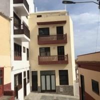 Edificio de cuatro plantas en el centro de Santa Cruz de la Palma
