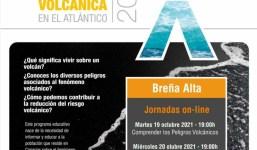 Canarias una Ventana Volcánica en el Atlántico 2021 - Jornadas On-line