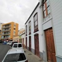 Casa colonial en la avenida de Tazacorte