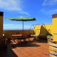 Ático con terraza grande en Residencial San Miguel