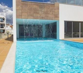 Luxury apartment with swimming pool in Fuseta
