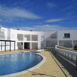 One bedroom apartment in Carvoeiro centre