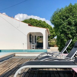 Rustic and modern holiday home with private pool and 5G wifi - Carvoeiro