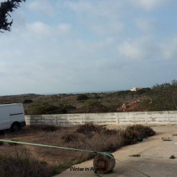 Two bedroom house 3km out of Sagres