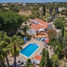 Algarve, luxe Villa met privé zwembad. Ook heerlijk in de wintermaanden