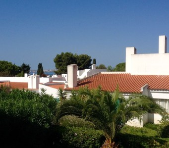 cozy SEA VIEW apartment in Alvor for Winter on the Algarve!