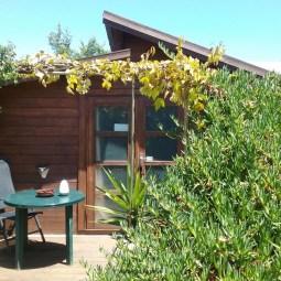 Cosy chalet/woodenhouse near Carvoeiro