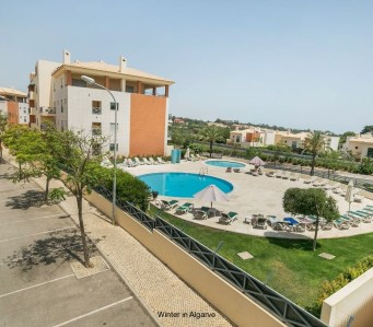 2 Bedroom apartment/penthouse in Parque da Corcovada Albufeira