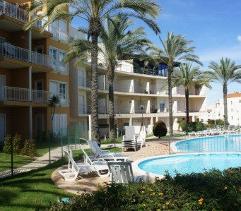 Quiet and beautiful one bedroom apartment in closed condominium Albufeira