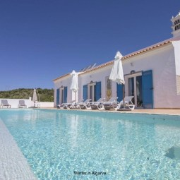 Charming villa near Loulé, central Algarve, 8 - 10 persons