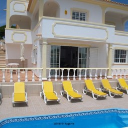 Fully renovated 1 bedroom apartment with poolview - Olhos de Agua, Albufeira