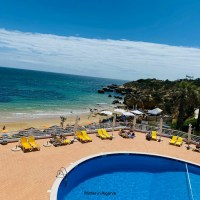 Apartment in front of Oura Beach (Albufeira)
