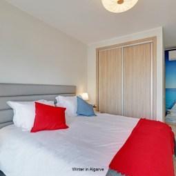 NEW 2-BEDROOM PENTHOUSE HOLIDAY APARTMENT IN PORTIMÃO -ALGARVE- (Praia Da Rocha).