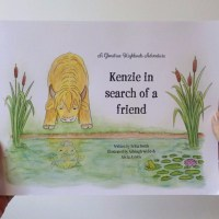 Kenzie In Search of A Friend Children's Book