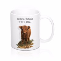 Highland Cow Mugs