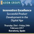 Innovation Excellence 2017 Barcelona