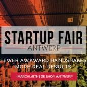STARTUP FAIR Antwerp