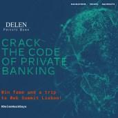 Crack the Code - DELEN Private Bank - HackDays