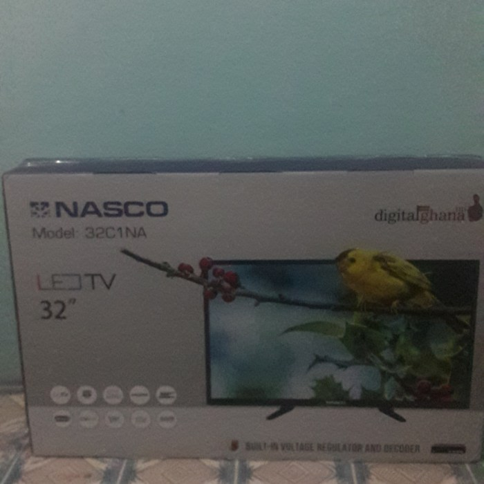 Nasco tv 32inches