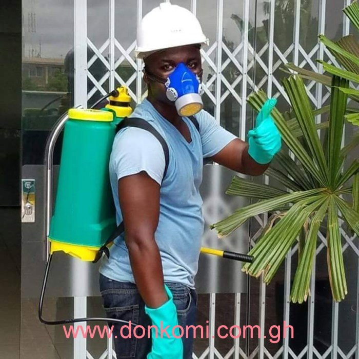 YOUR PEST CONTROL NEEDS SOLVED