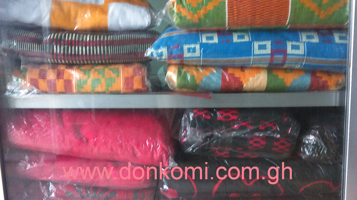 ORIGINAL KENTE CLOTHES FORSALE