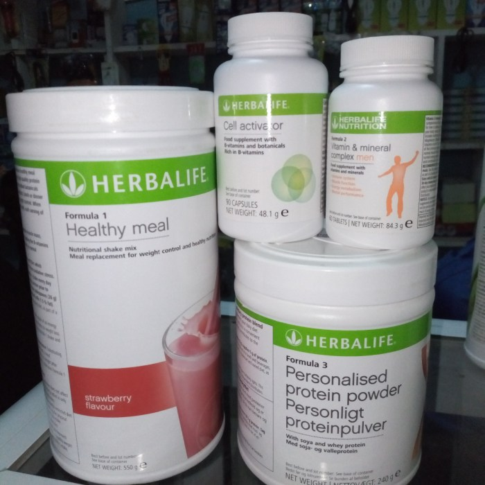 Herbalife - Weight Gain Products