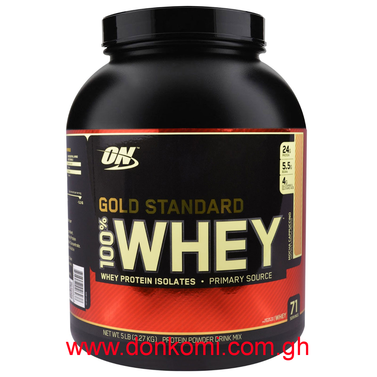 Gold Standard Whey Protein 100%