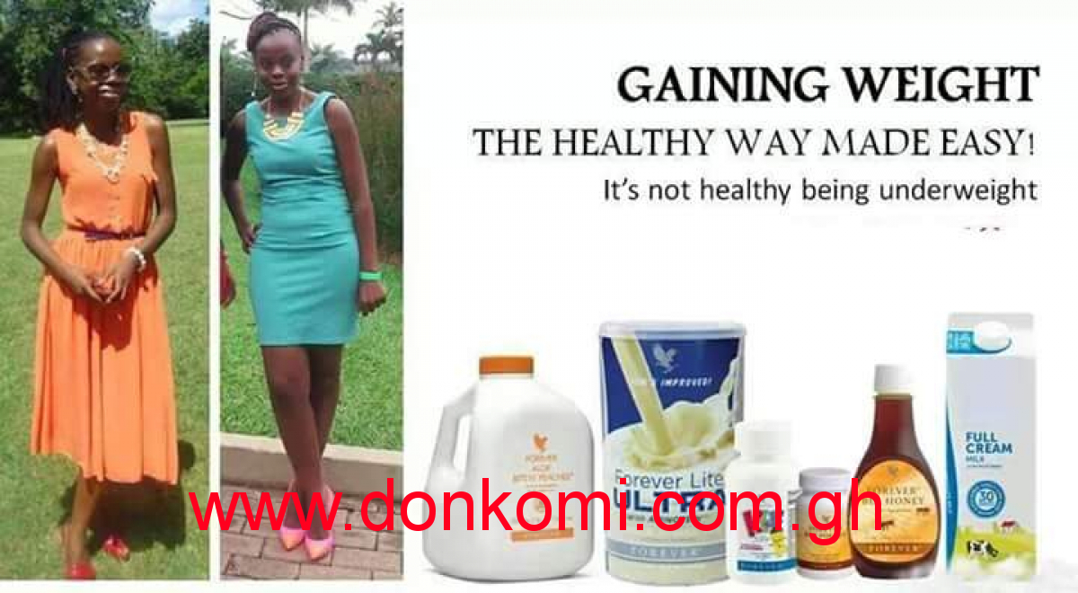 Gain Weight Products