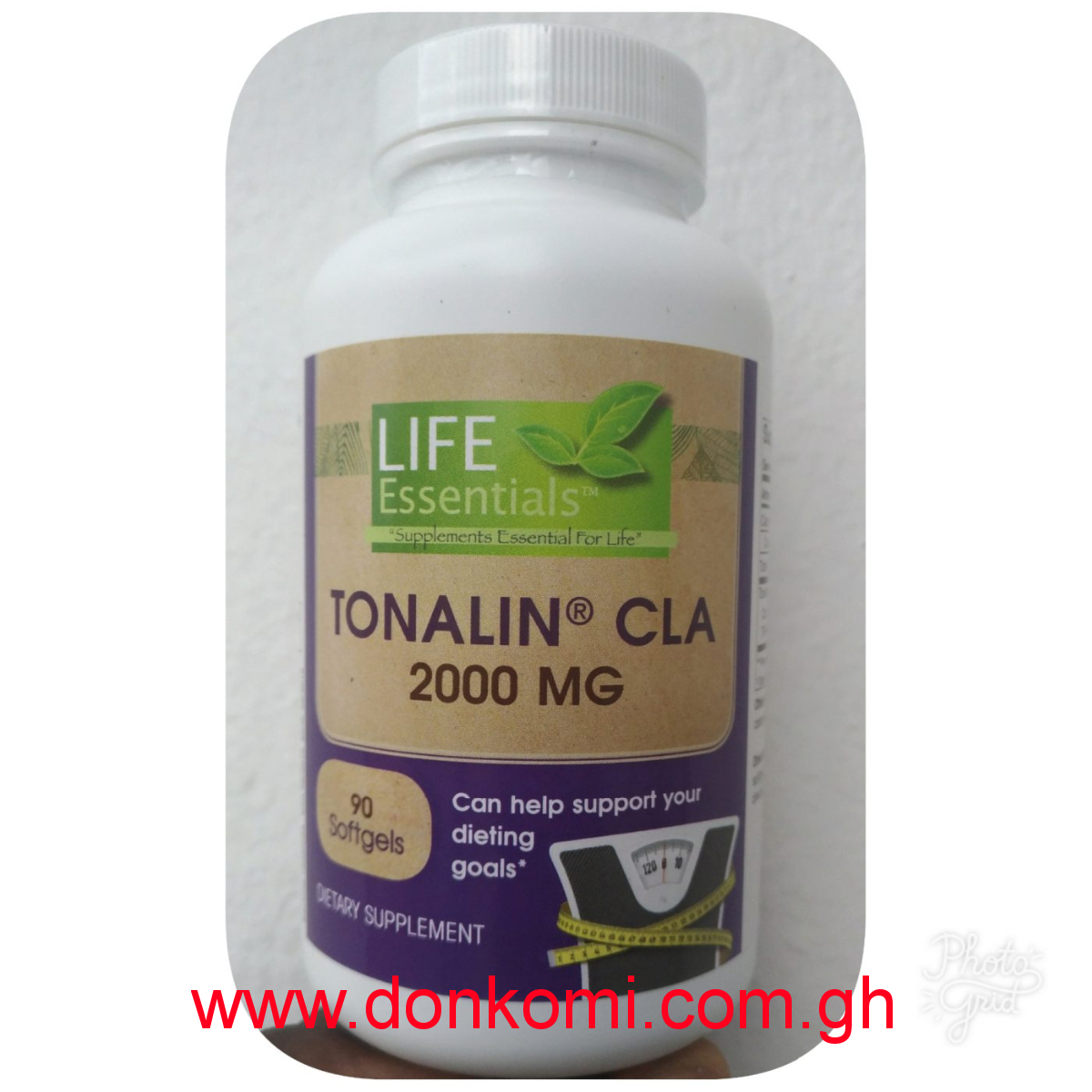 Tonalin CLA Weight Loss