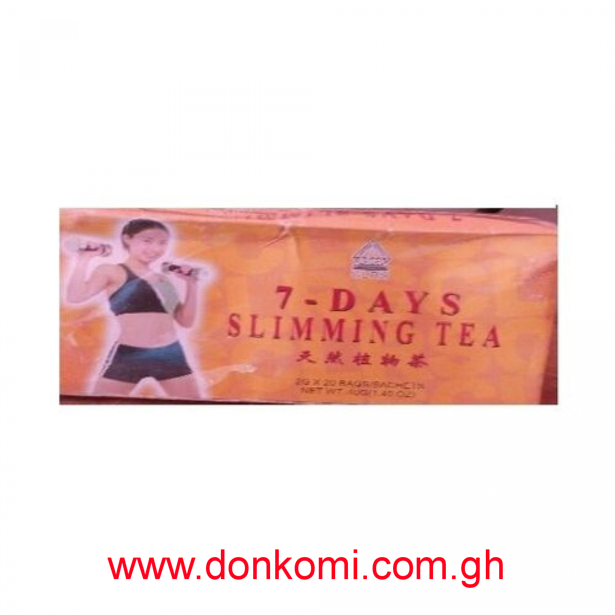 7days slimming tea