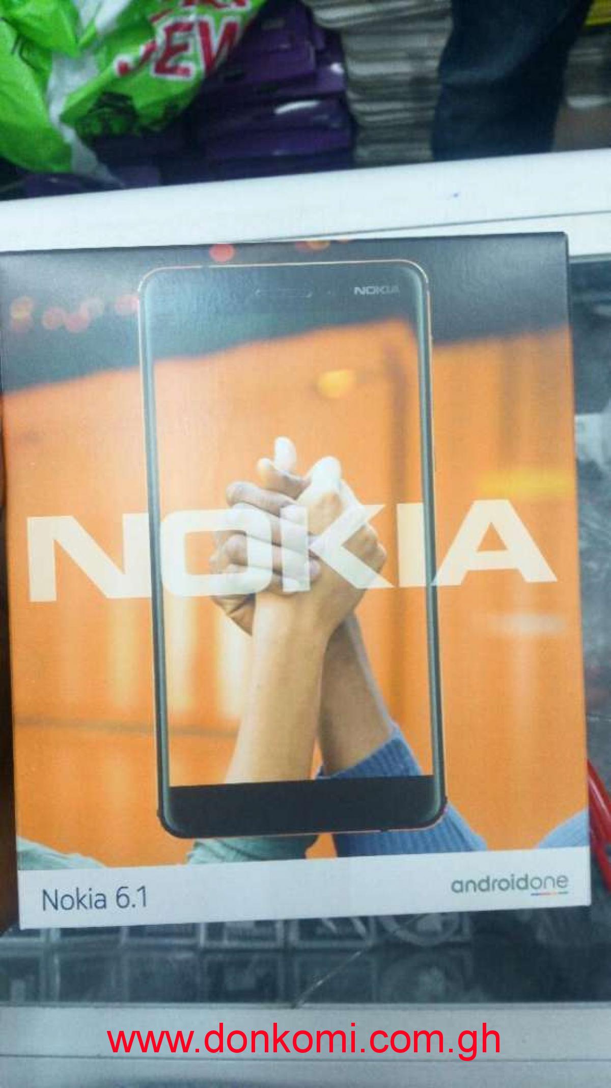 Nokia 6 64gig/4gig 4G LTE 2018 Edition