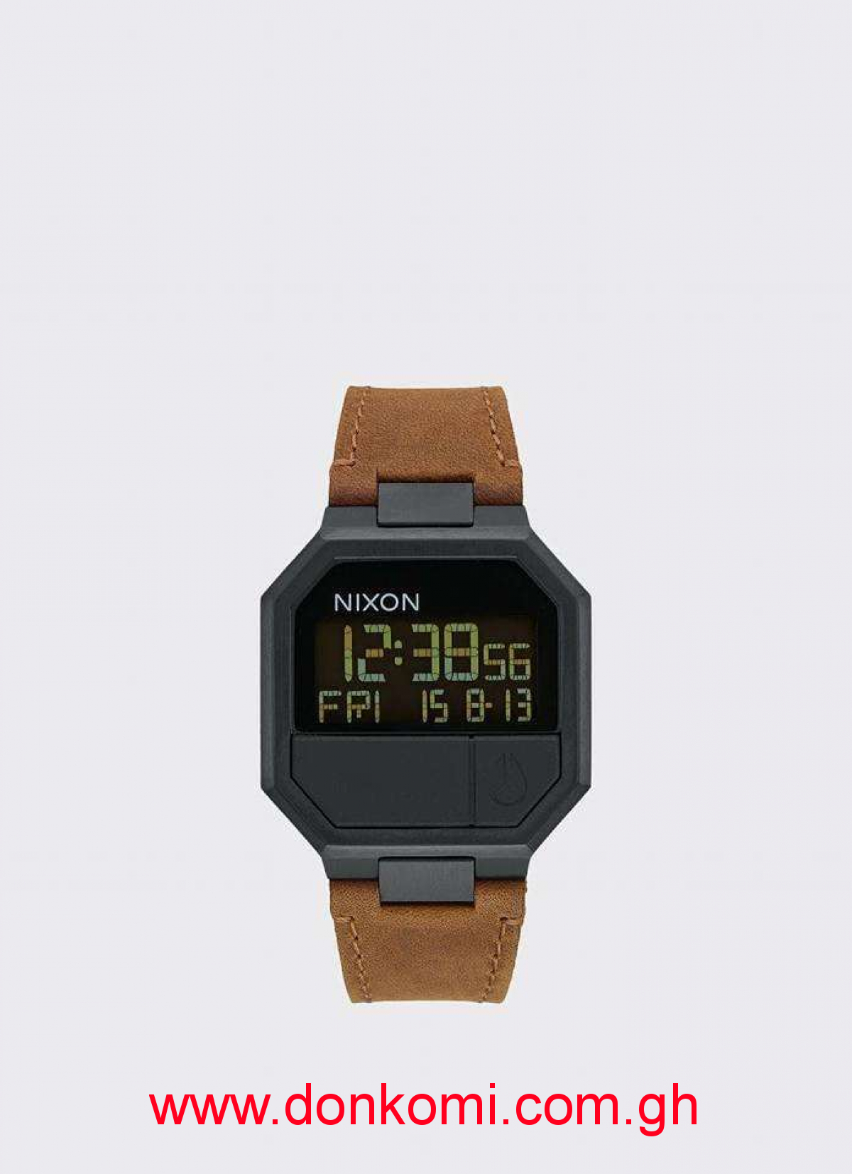 Nixon Re-run and Time-teller watches