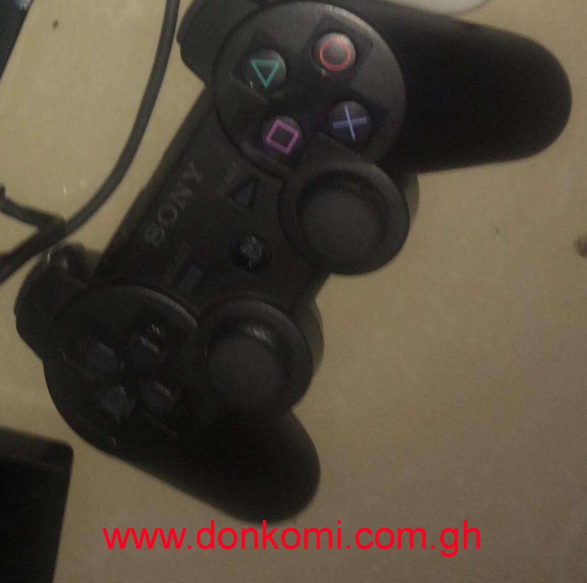 PS3 pad