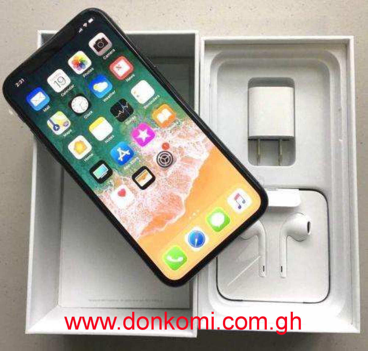 iPhone X 256GB original