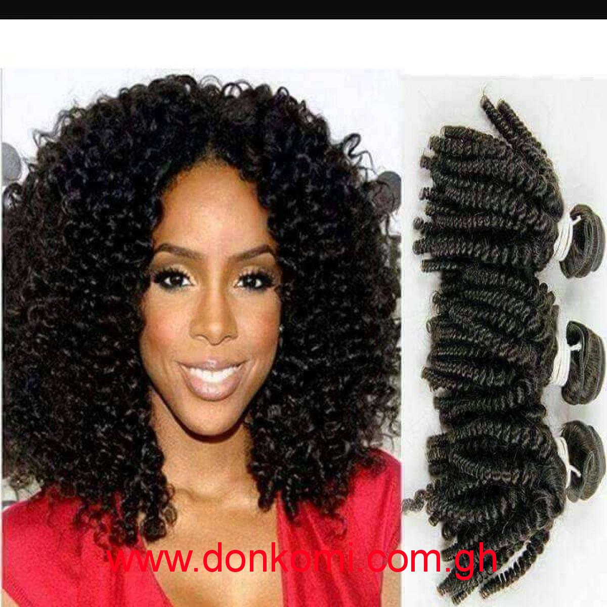 Peruvian deep body curls grade 10A hair pieces