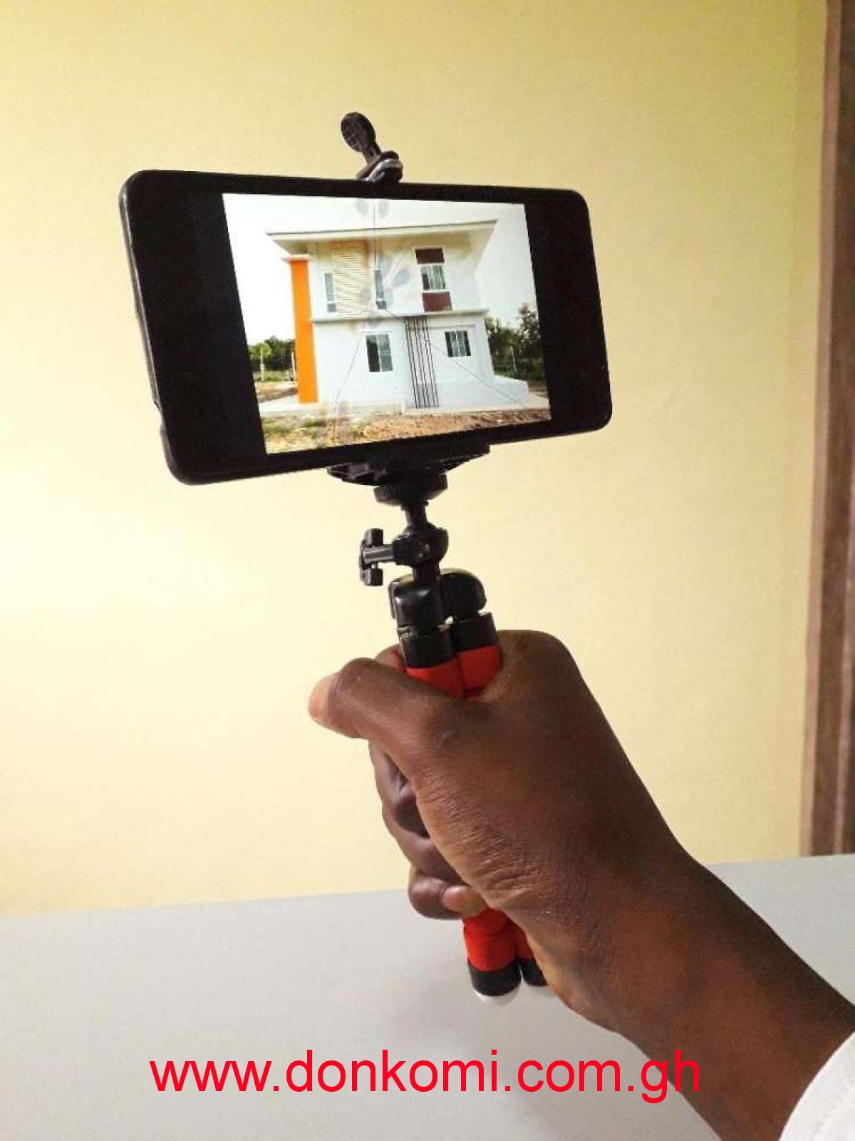 Flexi tripod for phones and Cameras