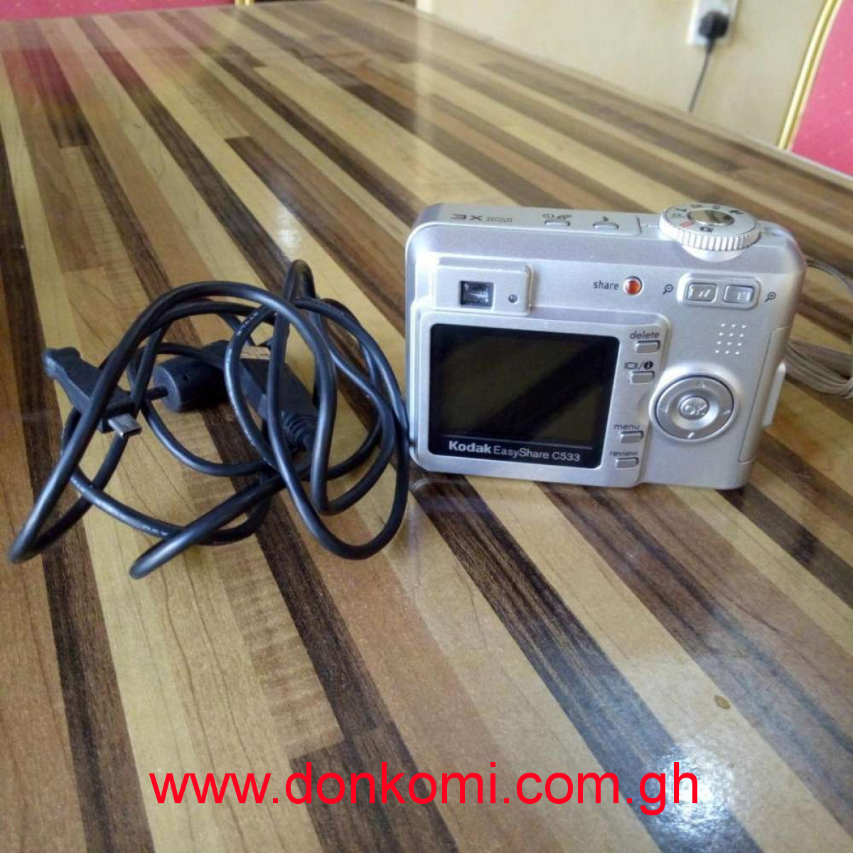 KHODAK  DIGITAL CAMERA