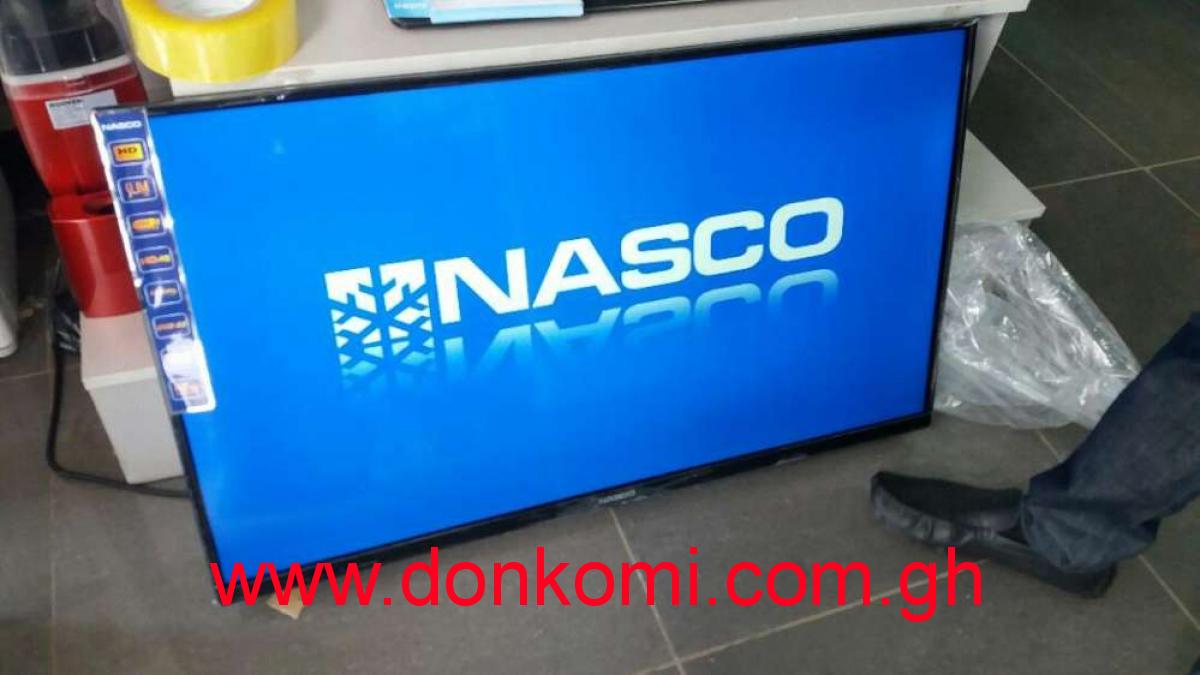 New Sate 40 inches TV Nasco