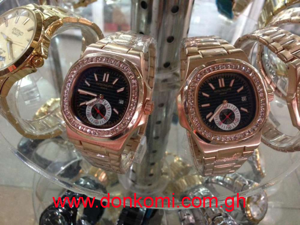 Paket watches
